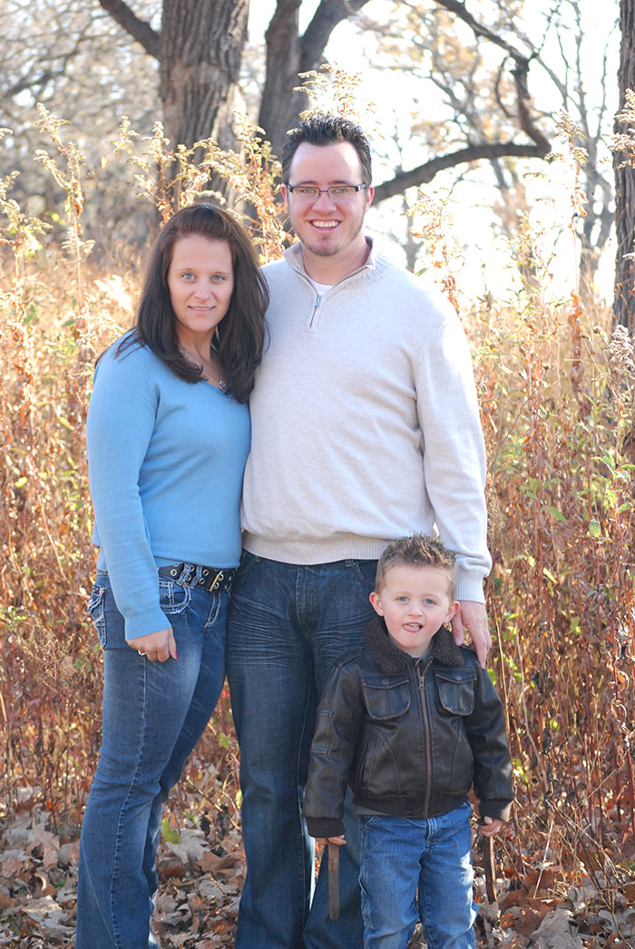 Kragthorpe Family