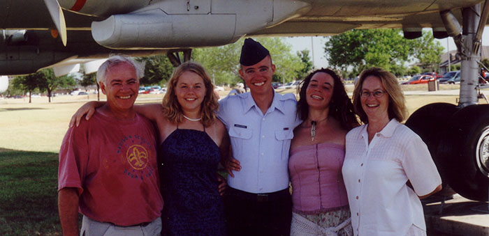 Air Force - Family Photo