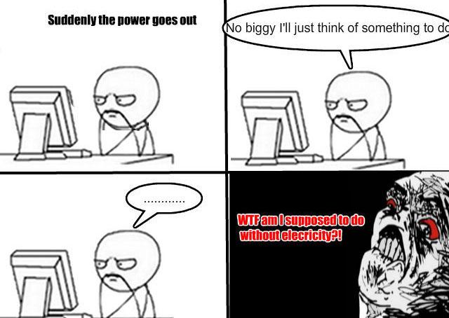 Electricity Meme